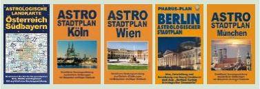 Georg Stockhorst astrologische Landkarten
